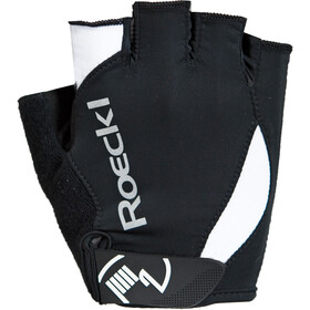 Roeckl Baku Gants, black/white
